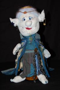 Etsy Shop open for Soft Sculpture Puppets
